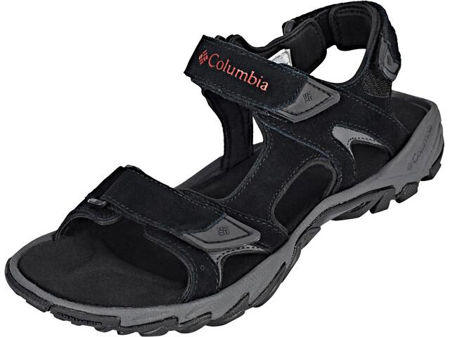 3dae29c5ba71 Columbia Santiam 3 Strap Sandals Men black at Addnature.co.uk